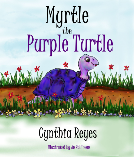 Myrtle the Purple Turtle: Book Review